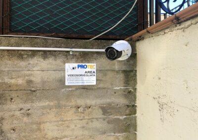 installazione telecamere condominio