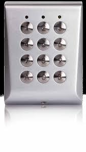 tastiera per armadio blindato
