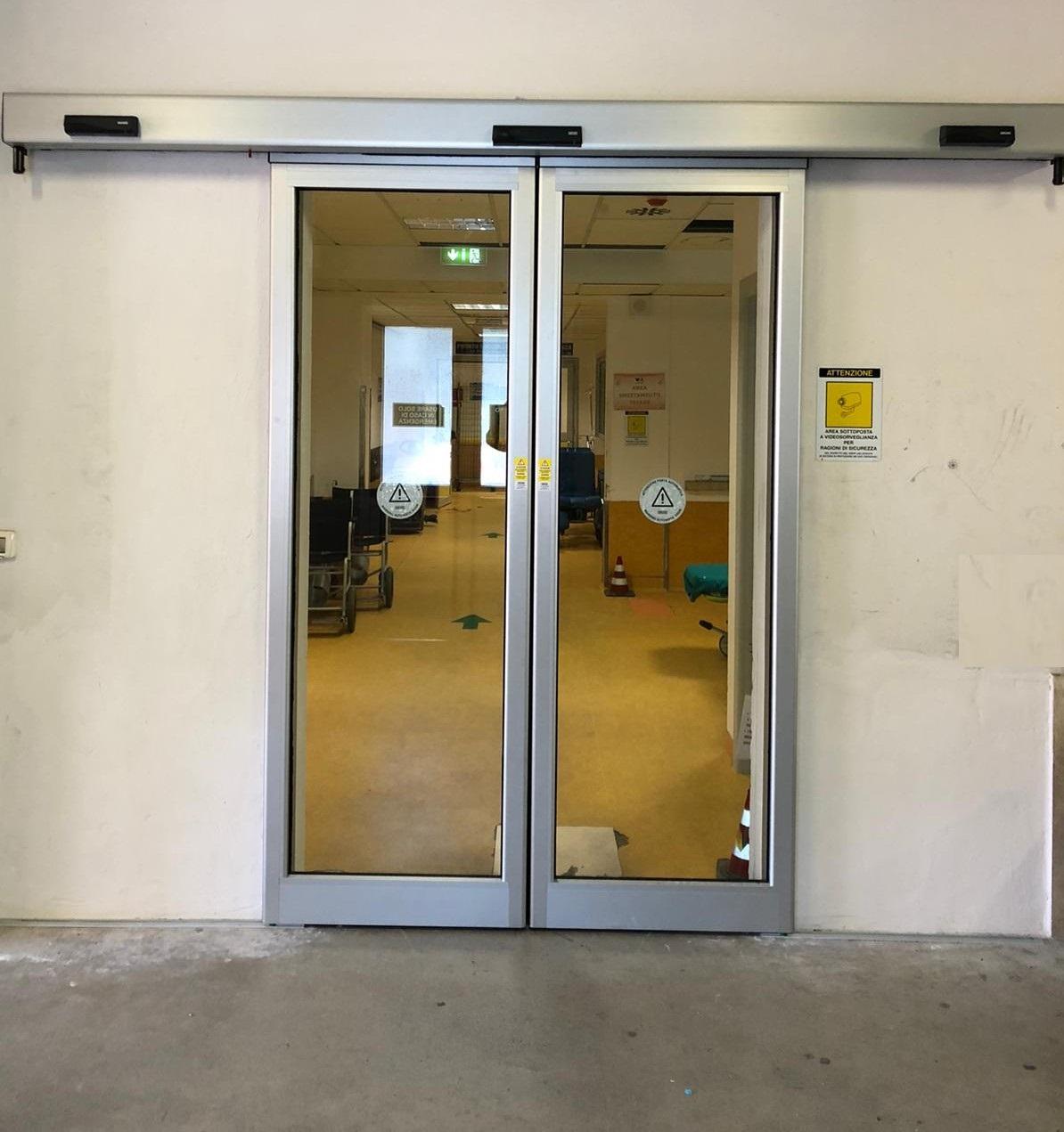 installazione porta automatica ascoli piceno